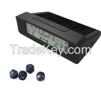 Solar charge external TPMS