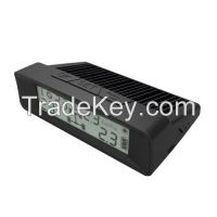 Solar charge tpms for car