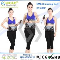 Gladness EMS slimming massage belt