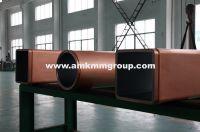 Copper mould tube, mold tube
