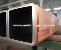 Copper mould tube  mold
