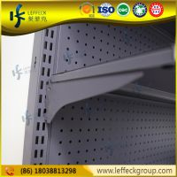 Multi-layer matel convenience store and supermarket shelves manufacturers
