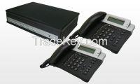 8 ports gateway IPPBX telephone system