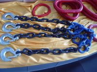 chain chain sling and wire