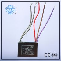 Ceiling Fan Wiring Diagram Capacitor CBB61 Motor Starting Capacitor