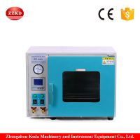 Vacuum Thermostatic Drying Oven