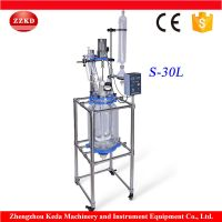 30L Lab Use Glass Reactor