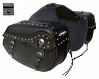 TITUS 30L LEATHER PANNIERS - Latest in Saddle Bags UK In Classic Design With Lockable Amazing Leather