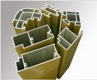 Windows and doors coating aluminium profile 6061