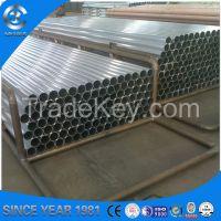 Anodized Aluminium 6063 T6 tube aluminum tube and billets 6063 price p
