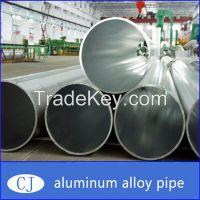 High Quality Anodized 7075 T6 6061 5083 Aluminium Pipes / 7075 T6 Alum