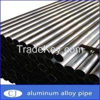 Anodized 6061 7005 7075 T6 Aluminium Pipe / 7075 T6 Aluminium Tub