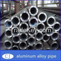 Anodization 7075 7001 7005 Temper T6 Aluminum Seamless Pipe /Tube