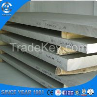 Aluminum Sheet 6061 T6 with silver Protective Film or Paper