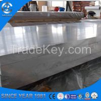 Aluminum sheet for solar panel back with coated by PE and black epoxy