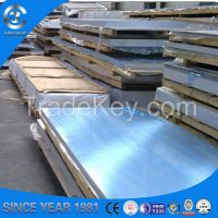 High quality aluminum roof metal sheet 1000 series for aircraft parts