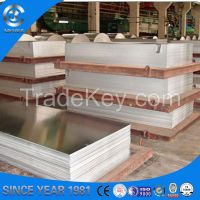 China manufacture 1060 1100 3003 3105 5052 5083 6061  aluminum sheet