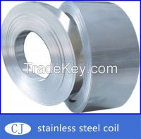 JIS, GB, Standard 201 304 410 430 ss coils cold rolled stainless steel c