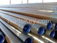 Hot Dipped Galvanized Welded or Seamless Steel Pipes with threaded and