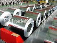 cold rolled Zinc Coated hot dipped Galvanized Steel strip/coil/banding