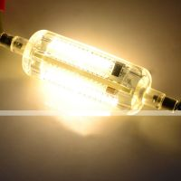118mm LED R7S Bulb 8W to replace 80W