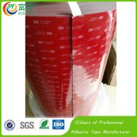 Free Sample Waterproof Acrylic Double Sided Adhesive Tape 3m 5915
