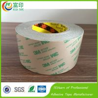 Heat Resistant Double Sided Transfer Tape Industrial 3M 467MP Tape