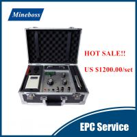 2016 China made new model HOTEPX7500 metal detector