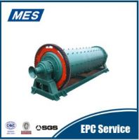 Ball mill for gypsum and cement