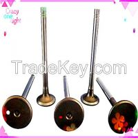 titanium inlet and exhaust engine valve for Mitsubishi 4g93