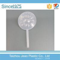 Hot sale F-51 LDPE 4ml plastic round flower shape dropper for kitchen DIY cake making