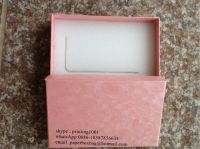 Custom made white kraft New design paper gift box with good service