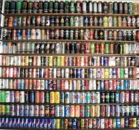Energy Drinks Available