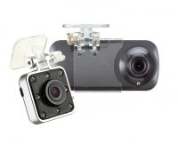 GW200i Both Side(Front / Inside) Dash Cam for Taxi, Truck, Bus IR Camera 2ch WIFI Mobile Smartphone