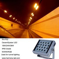 2016 Best Effect Hot 18*1W Projection LED Flood Light