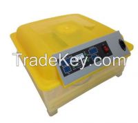 12 Months Warranty automatic Mini egg incubator for 48 eggs for sale