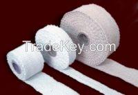 Ceramic fiber ribbon