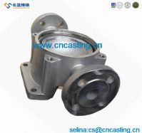 Stainless steel investment casting parts for valve