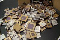 Ewaste scraps for sale, Ceramic CPU scraps for sale
