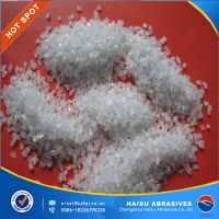 high purity for cutting sandblasting white fused alumina grit
