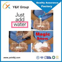 education toys artificial magic fake instant snow