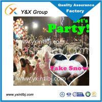 party supplies artificial magic snow