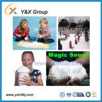 kid toys artificial magic instant fake snow