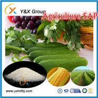 agriculture soil improvement and water saving super absorbent polymer