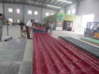 Plant Fiber Roof Tile with