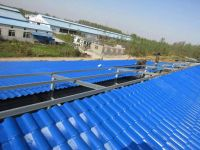 Plant Fiber Roof Tile with heat & sound insulation