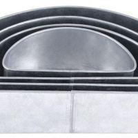 PAN for BAKING CAKE made by TIN