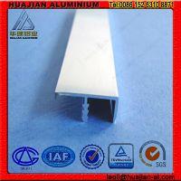 Anodized Aluminium Profiles for Furniture