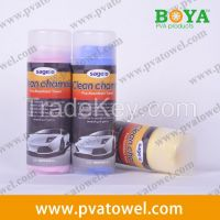 High quality car or house cleaning pva chamois towel