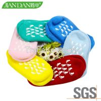 Spa Gel Socks;silicone gel socks skin care foot care;gel moisturizing